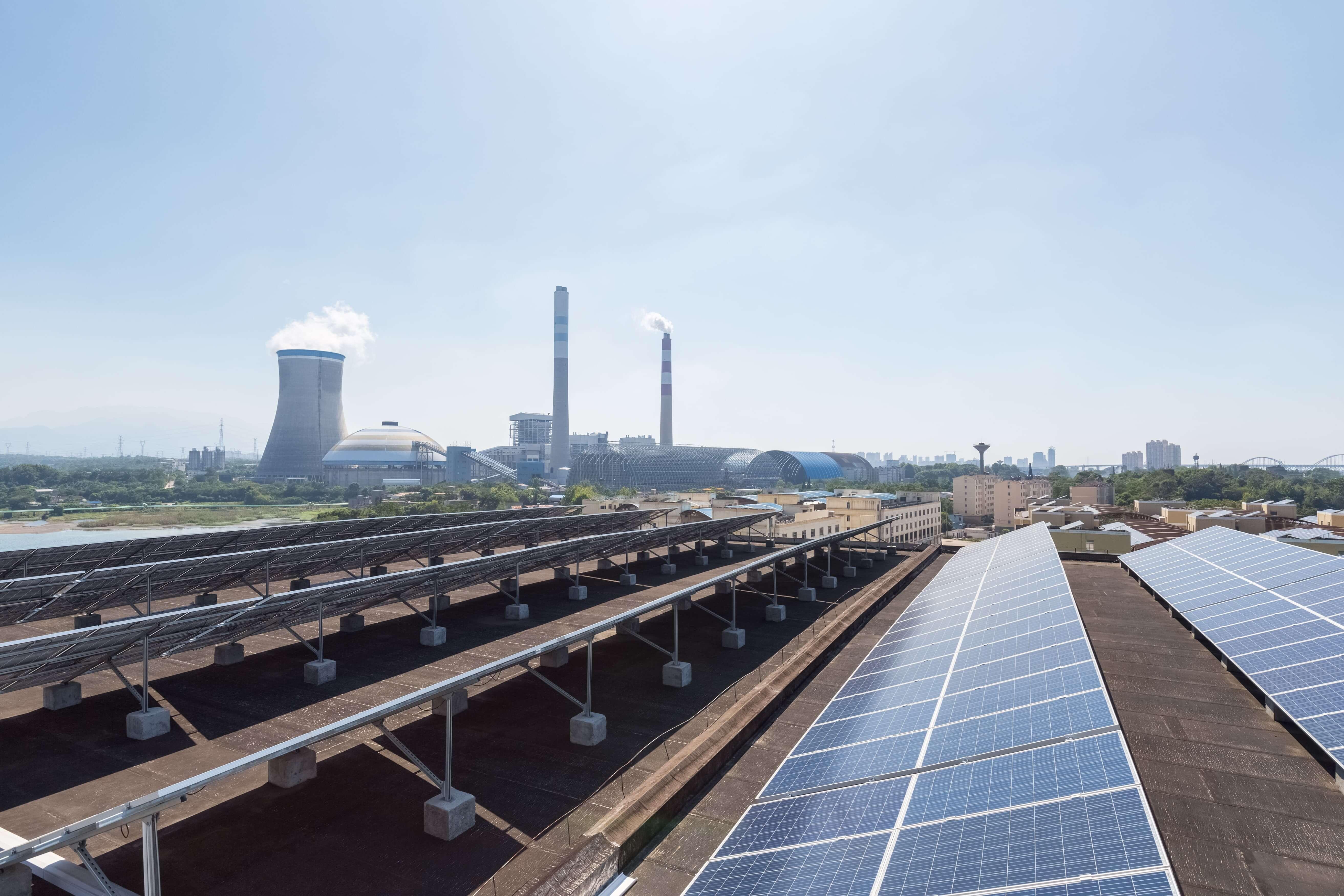Instalação de Energia Solar em Laje Plana