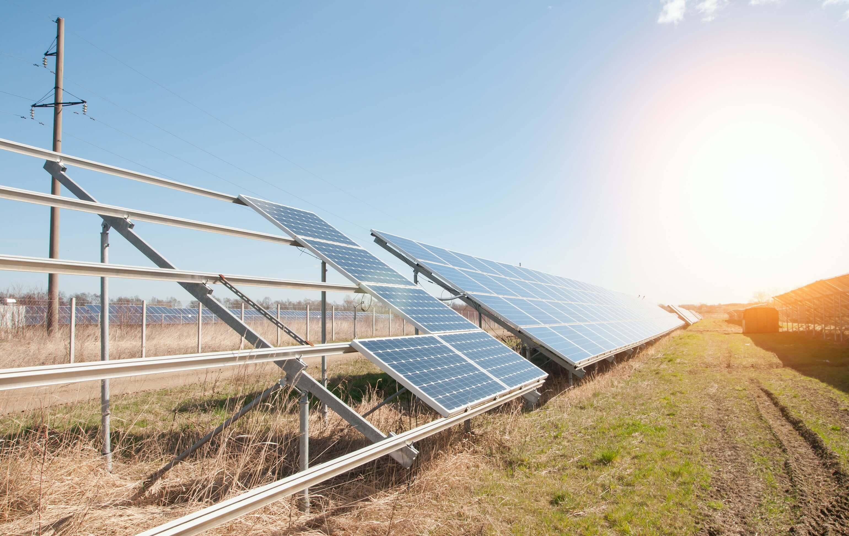 Crescimento da Energia Solar no Mundo